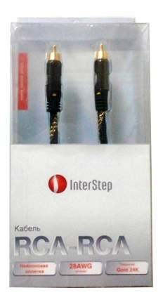 Кабель аналоговый аудио-видео interstep IS-DC-VIDRCARNL-000B201