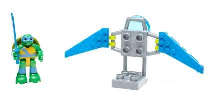 Конструктор Черепашки-Ниндзя Маленькие герои – черепашки DXV81 DXV82