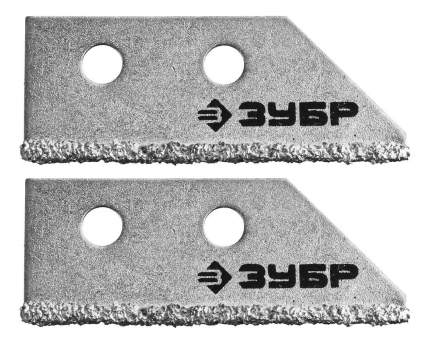 Сменное лезвие для строительного ножа Зубр 33417-S2