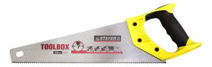 Универсальная ручная ножовка Stayer 2-15091-45