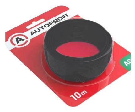 Кабель автомобильный Autoprofi 0.5 мм 0AWG Черный APW 201