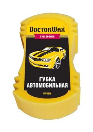 Губка автомобильная Doctor Wax 245x135x73мм (DW8608R)