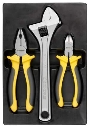 Набор шарнирно-губцевого инструмента Stayer 22703-H3