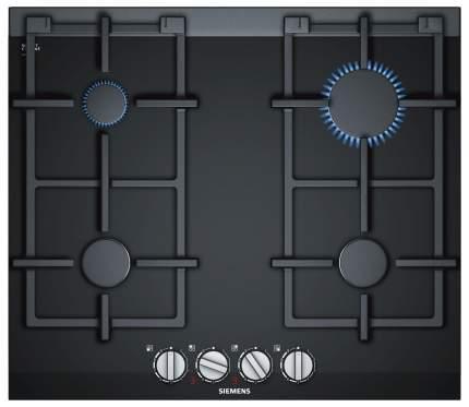 Встраиваемая варочная панель газовая Siemens ER6A6PD70R Black