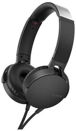 Наушники Sony MDR-XB550 Black