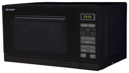 Микроволновая печь соло Sharp R-2772RK black