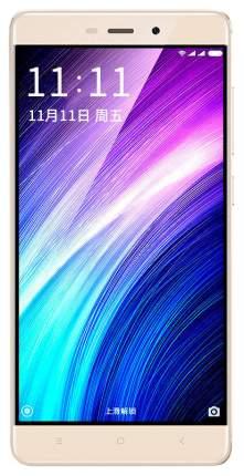 Смартфон Xiaomi Redmi 4 16Gb Gold