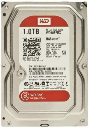 Внутренний жесткий диск Western Digital Red 1TB (WD10EFRX)