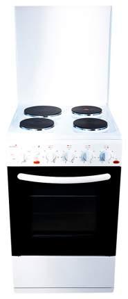 Электрическая плита CEZARIS ЭПНД 1000-01 White