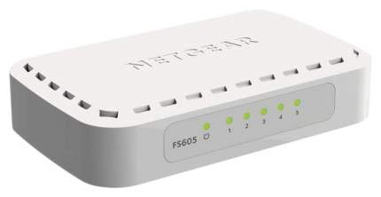 Коммутатор NetGear FS605-400PES