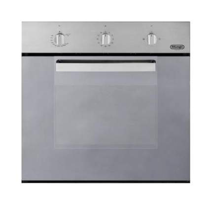 Встраиваемый газовый духовой шкаф Delonghi FGX 4 RUS Silver