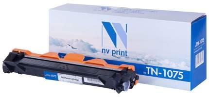 Картридж для лазерного принтера NV Print TN1075, черный