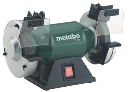 Станок точильный Metabo DS 125 зеленый (619125000)