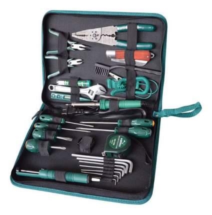 Набор электромонтажного инструмента SATA 03760