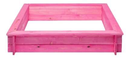 Песочница PAREMO Афродита деревянная розовая
