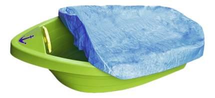 Песочница-бассейн PalPlay Лодочка с покрытием