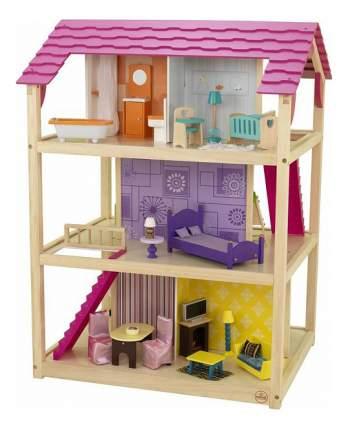 Домик KidKraft для Barbie Самый роскошный с мебелью 65078_KE