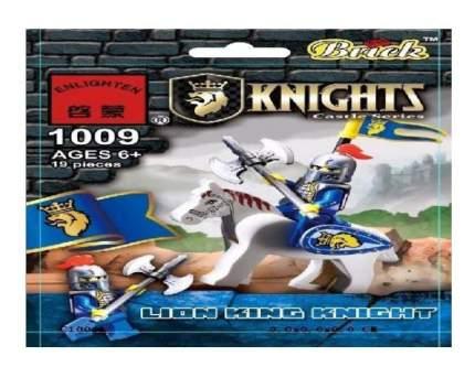 Конструктор пластиковый Enlighten Brick Lion King Knight