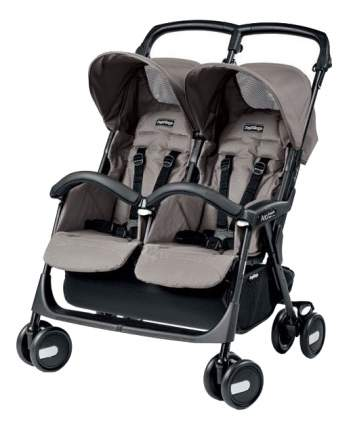 Прогулочная коляска Peg-Perego Aria Shopper Twin Mod Beige