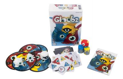 Семейная настольная игра Стиль жизни Gloobz