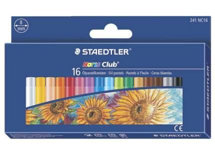 Масляная пастель Staedtler Noris Club 241 16 цветов картонная коробка