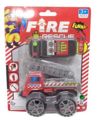 Пожарная машина Junfa Toys 896C-6