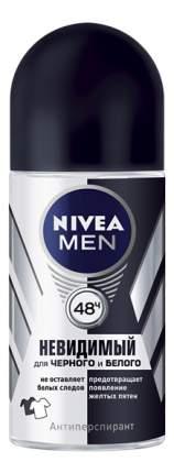 Антиперспирант NIVEA Невидимый для черного и белого 50 мл