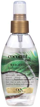 Масло для волос OGX Nourishing Coconut Oil Weightless Hydrating Oil Mist 118 мл