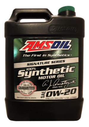 Моторное масло Amsoil Signature Series 0W-20 3,784л