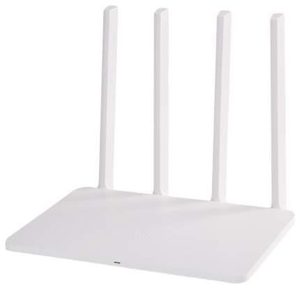 Маршрутизатор Xiaomi Mi Router 3 White