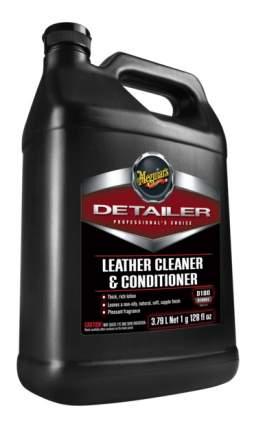 Очиститель и кондиционер для кожи Detailer - 3.78 л D18001
