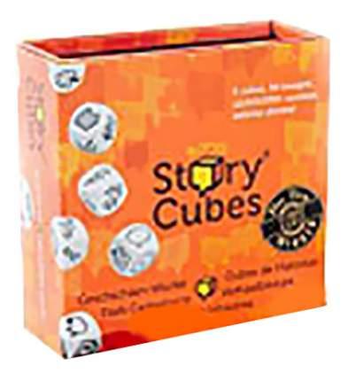 Семейная настольная игра Rorys Story Cubes Кубики историй