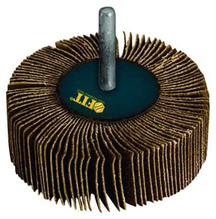 Круг лепестковый для дрелей, шуруповертов FIT 39593 80 х 30 х 6 мм Р60