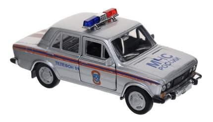 Коллекционная модель Autotime Lada 2106 МЧС 1:36