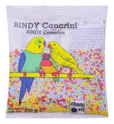 Лакомства для птиц Cliffi для канареек, медовые зерна с минеральными солями, 100г