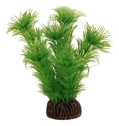 Искусственное растение для аквариума Laguna амбулия зеленая 13 см, пластик, керамика