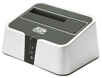Док-станция для HDD Age Star 3CBT2 Silver