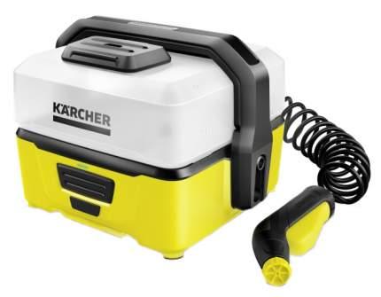 Портативная минимойка Karcher 1.680-002.0 OC 3 Adventure с комплексом для путешествий