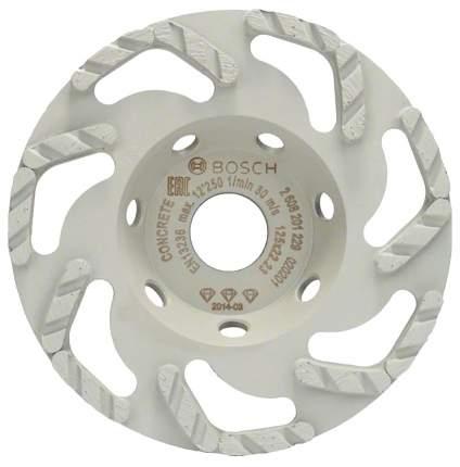 Чашка алмазная шлифовальная по бетону Bosch Best Speed, бетон 125мм 2608201229