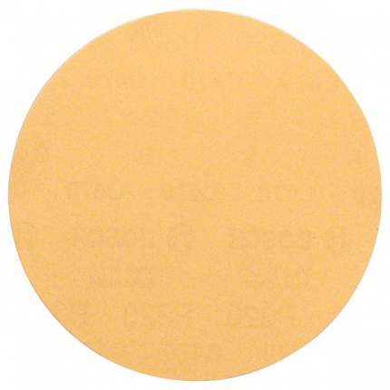 Набор шлифовальных листов Boschв 125мм K60 2608607947
