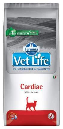 Сухой корм для кошек Farmina Vet Life Cardiac, курица, 0,4кг