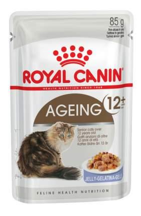 Влажный корм для кошек ROYAL CANIN Ageing+12, мясо, 85г