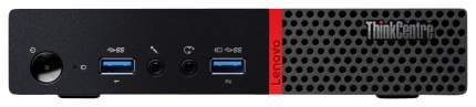 Системный блок Lenovo ThinkCentre M600 Tiny 10G9001MRU Черный