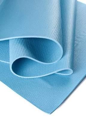 Коврик для йоги RamaYoga Star FM-101 синий 6 мм