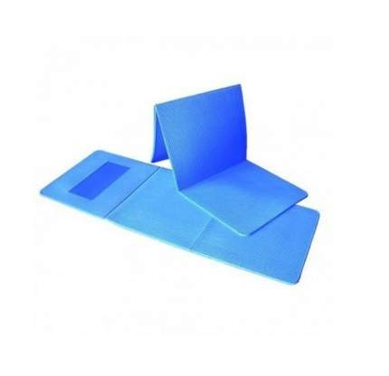 Коврик для фитнеса AeroFit EM-RK-307E голубой 8 мм