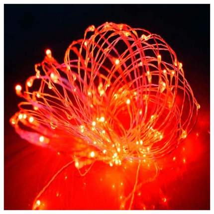 Светодиодная гирлянда Snowhouse LDM020R-BO Красный