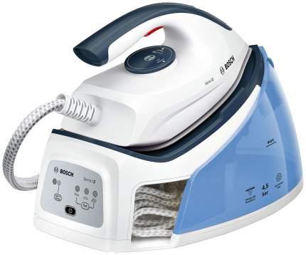 Парогенератор Bosch Serie 2 TDS2140 Белый, синий