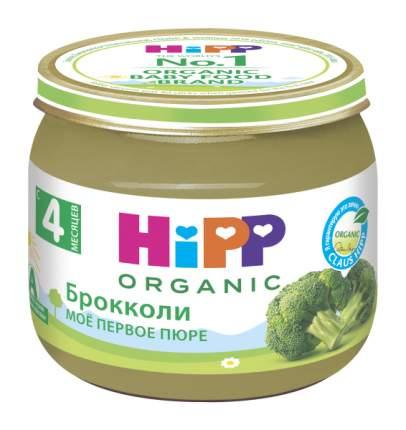 Пюре овощное HiPP Брокколи с 4 месяцев 80 г