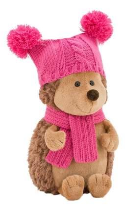 Мягкая игрушка Orange Toys Ежиха колючка в шапке с двумя помпонами 26 см OS607/26
