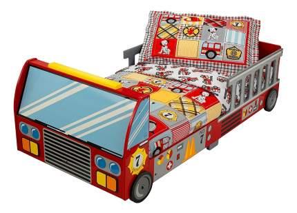 Кровать KidKraft Пожарная машина